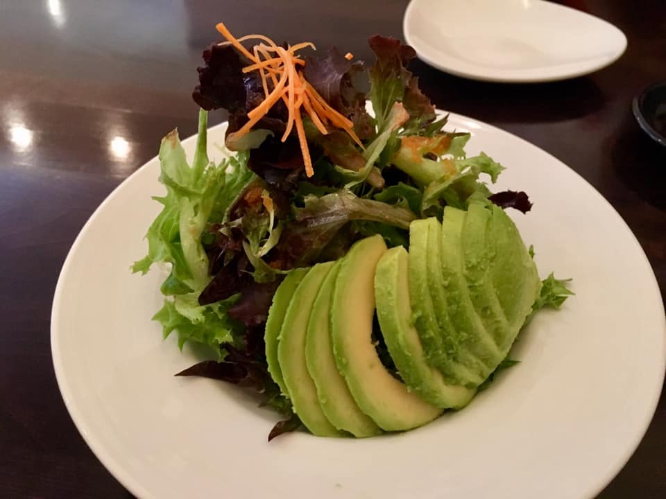 Japanese Green Salad