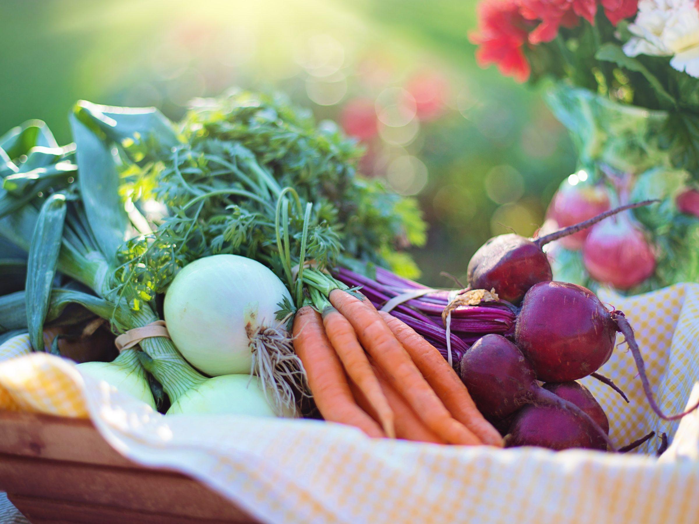 Beets Carrots